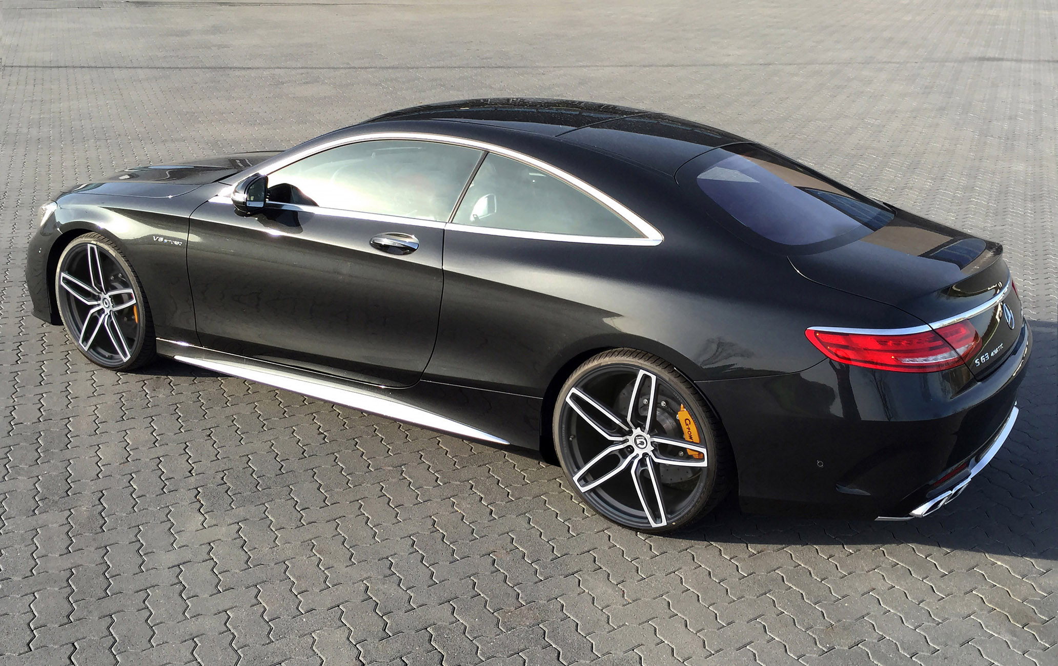 2014 G-Power Mercedes-Benz S63 AMG Coupe
