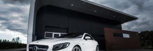 2014 IMSA Mercedes-Benz S63