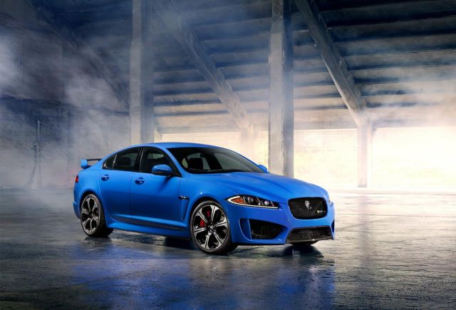 2014 Jaguar XFR-S Picture 1