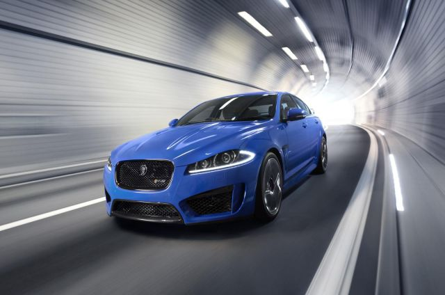 2014 Jaguar XFR-S Picture 2