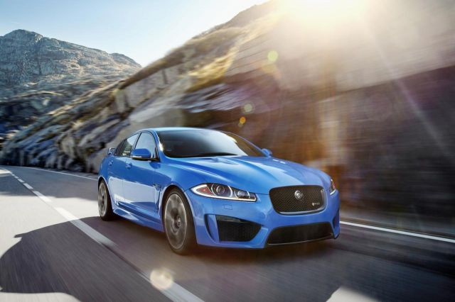 2014 Jaguar XFR-S Picture 3