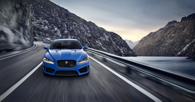 2014 Jaguar XFR-S Picture 4