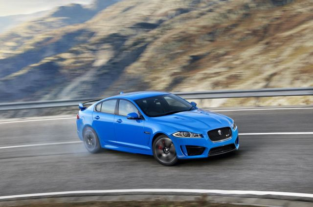 2014 Jaguar XFR-S Picture 5