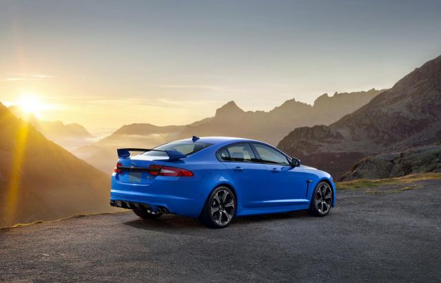 2014 Jaguar XFR-S Picture 6