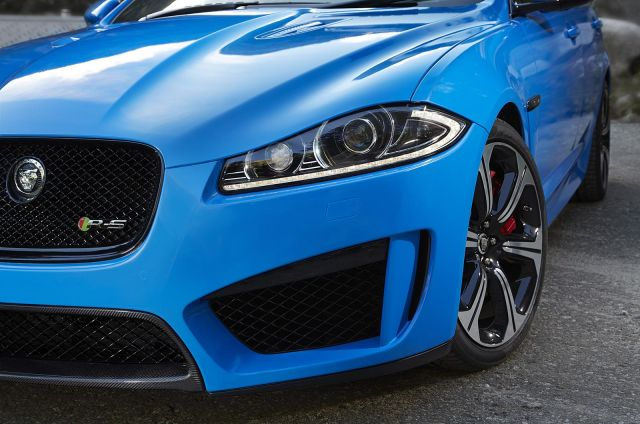 2014 Jaguar XFR-S Picture 13