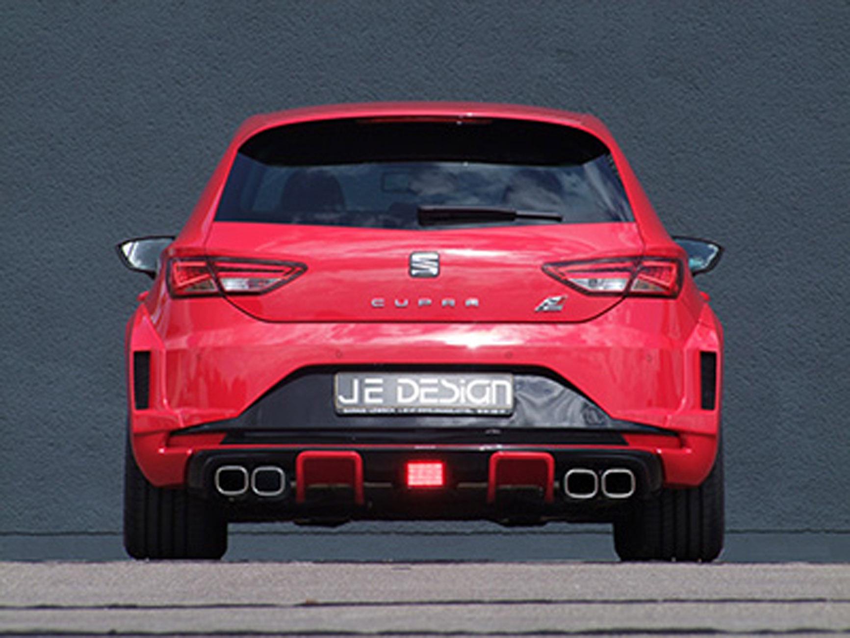 2014 Je Design Seat Leon Cupra 5F