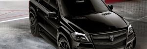 2014 Larte Mercedes-Benz GL Black Crystal