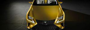 2014 Lexus LF-C2 Roadster Concept
