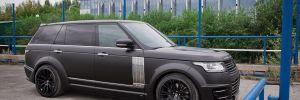 2014 Lumma Design Range Rover LWB CLR R
