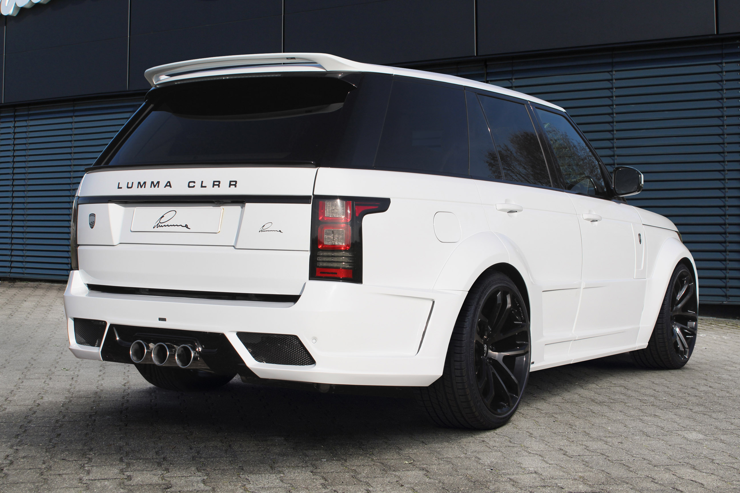 2014 Lumma Range Rover CLR R GT Evo