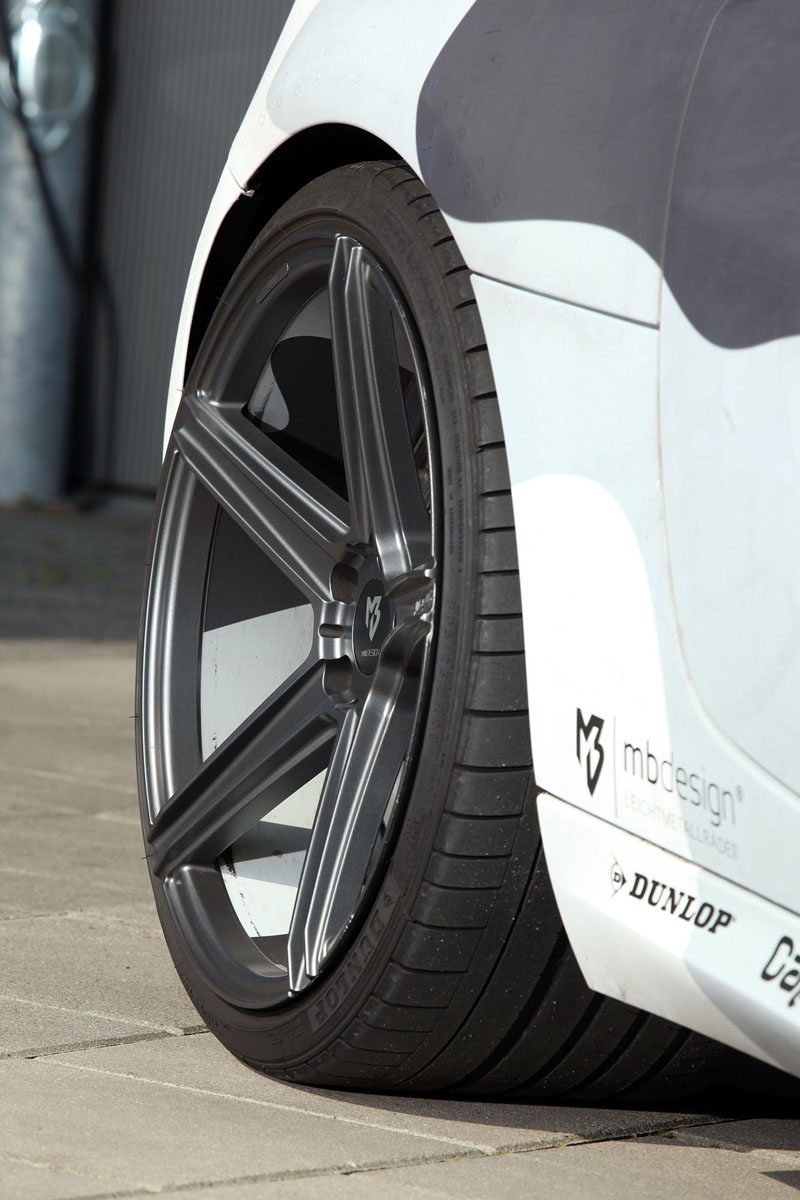2014 mbDESIGN Audi R8