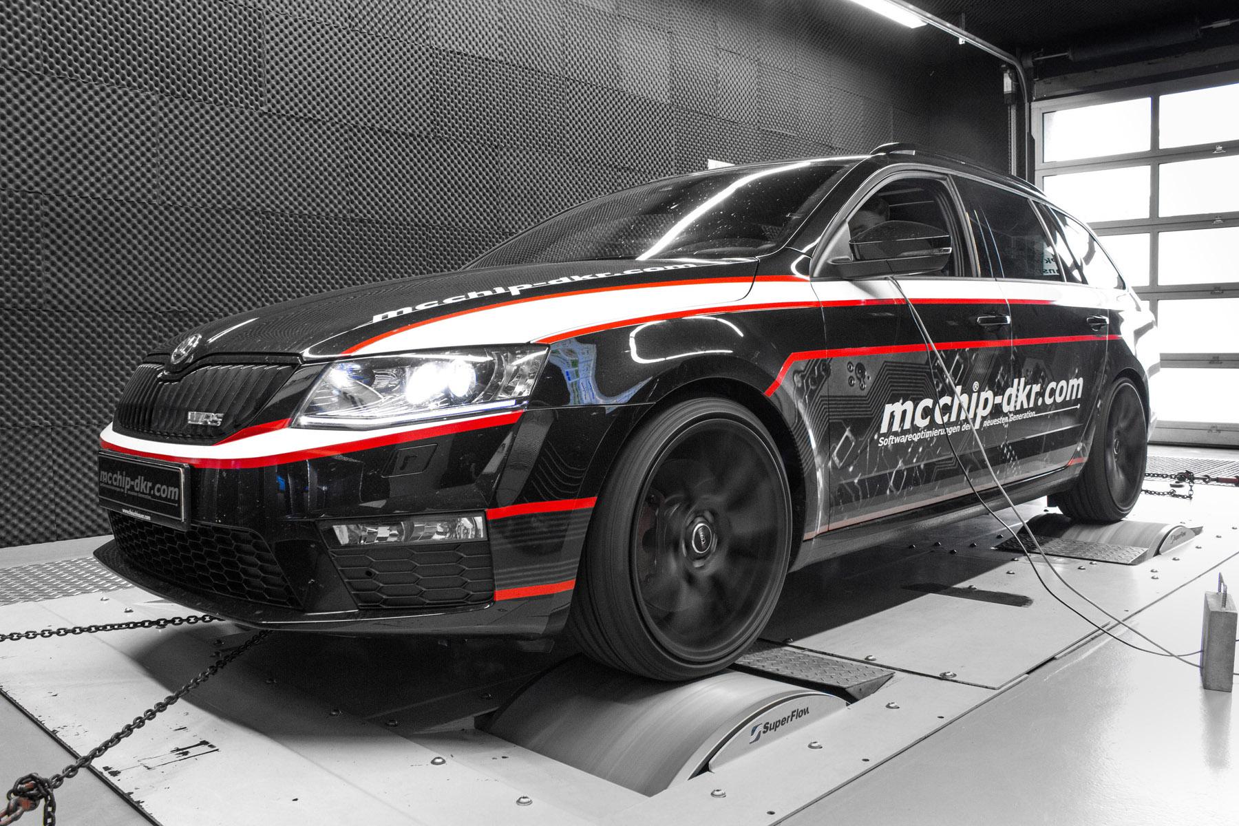 2014 MCCHIP-DKR Skoda Octavia III
