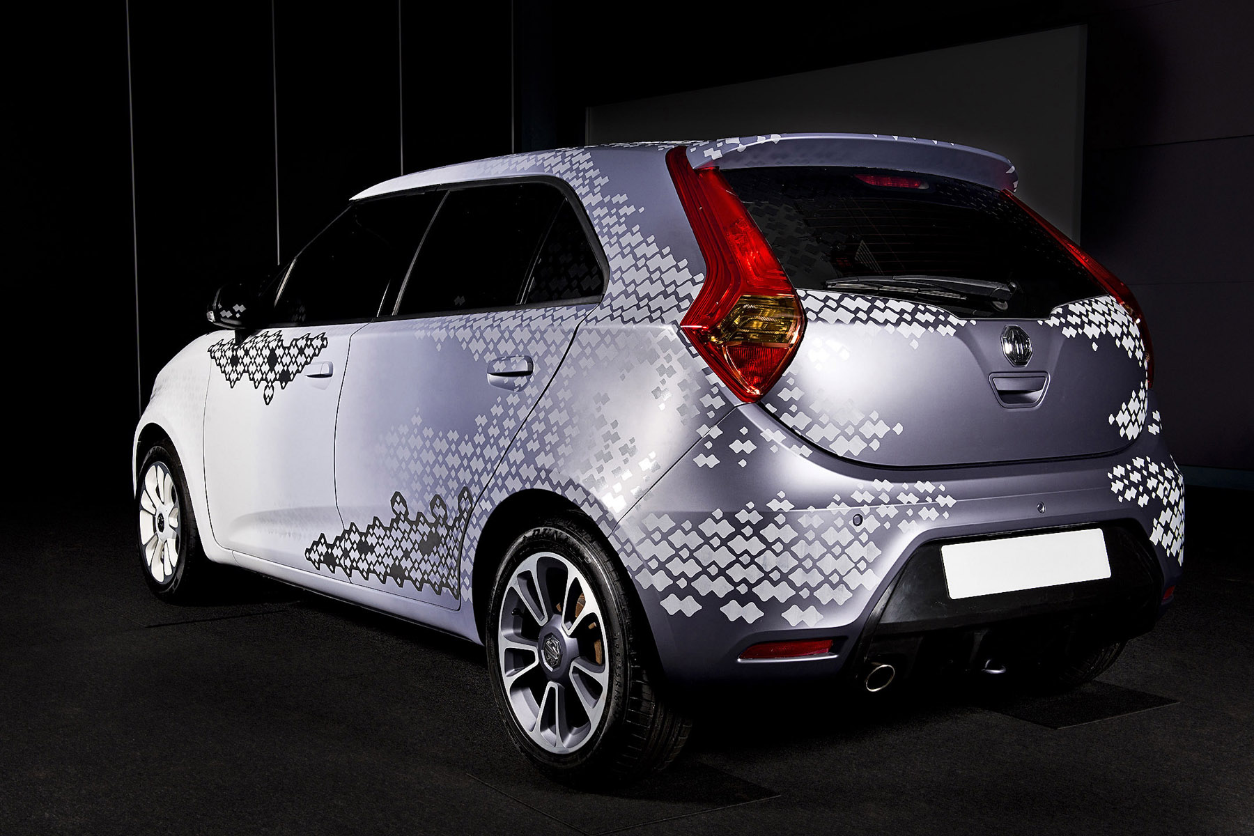 2014 MG MG3 Personalisation Design Concept