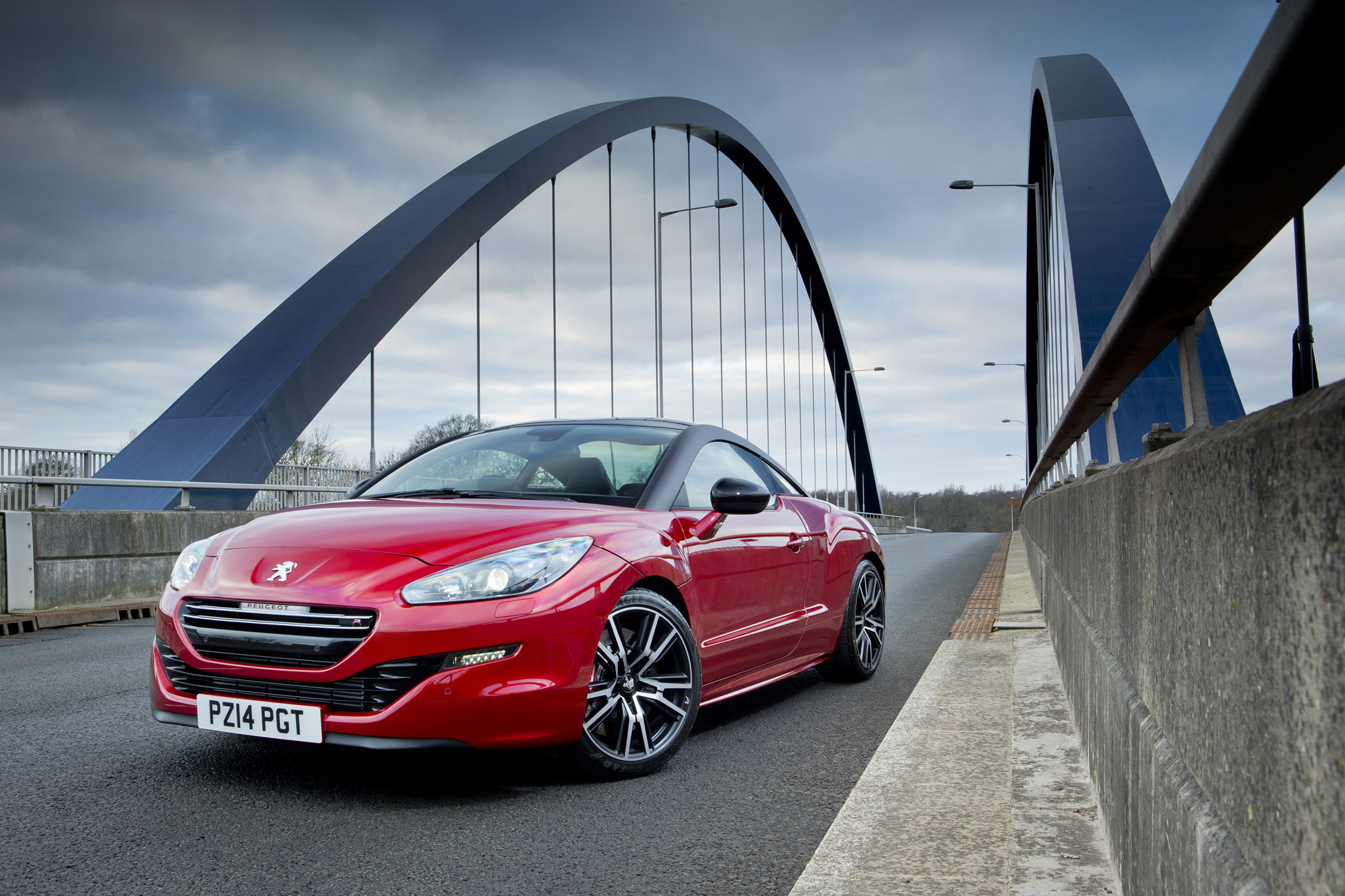 Peugeot RCZ R Scoops Top Award From FHM Magazine