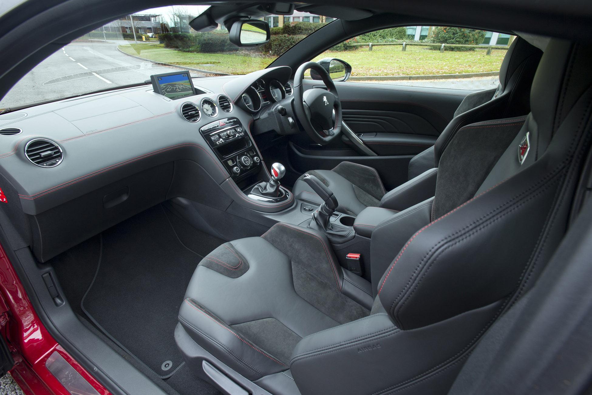 2014 Peugeot RCZ R Sports Coupe