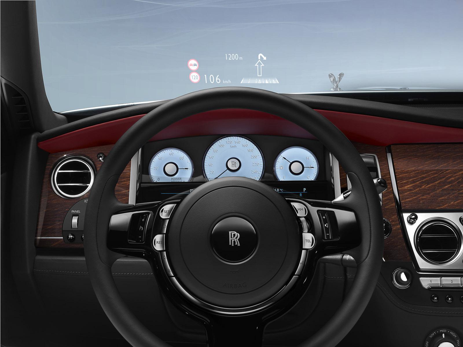 2014 Rolls-Royce Ghost Series II