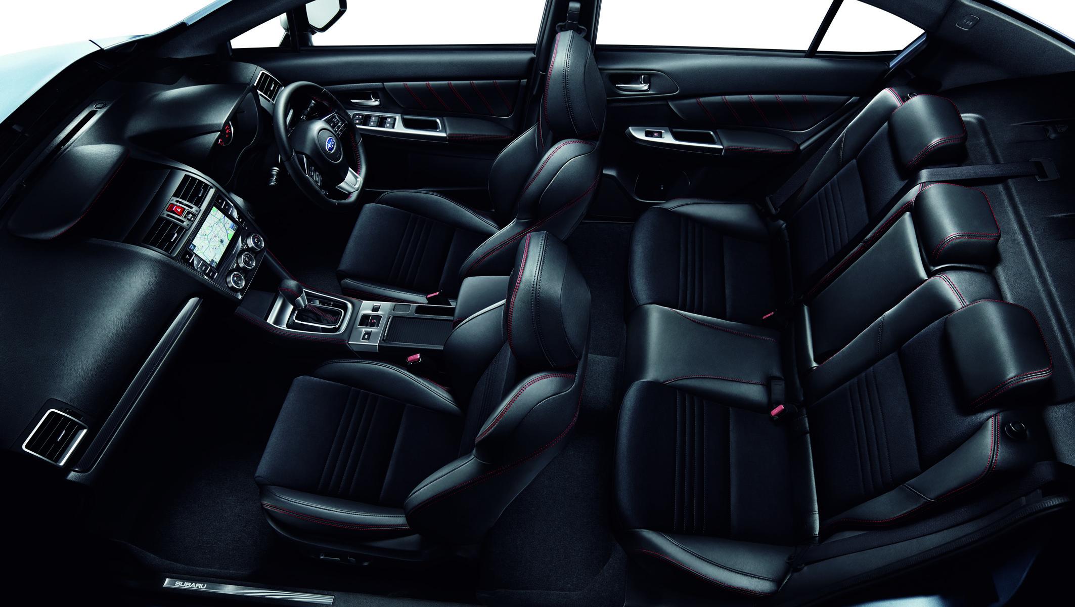 2014 Subaru WRX S4