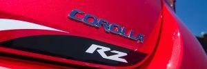 2014 Toyota Corolla RZ Dark Edition