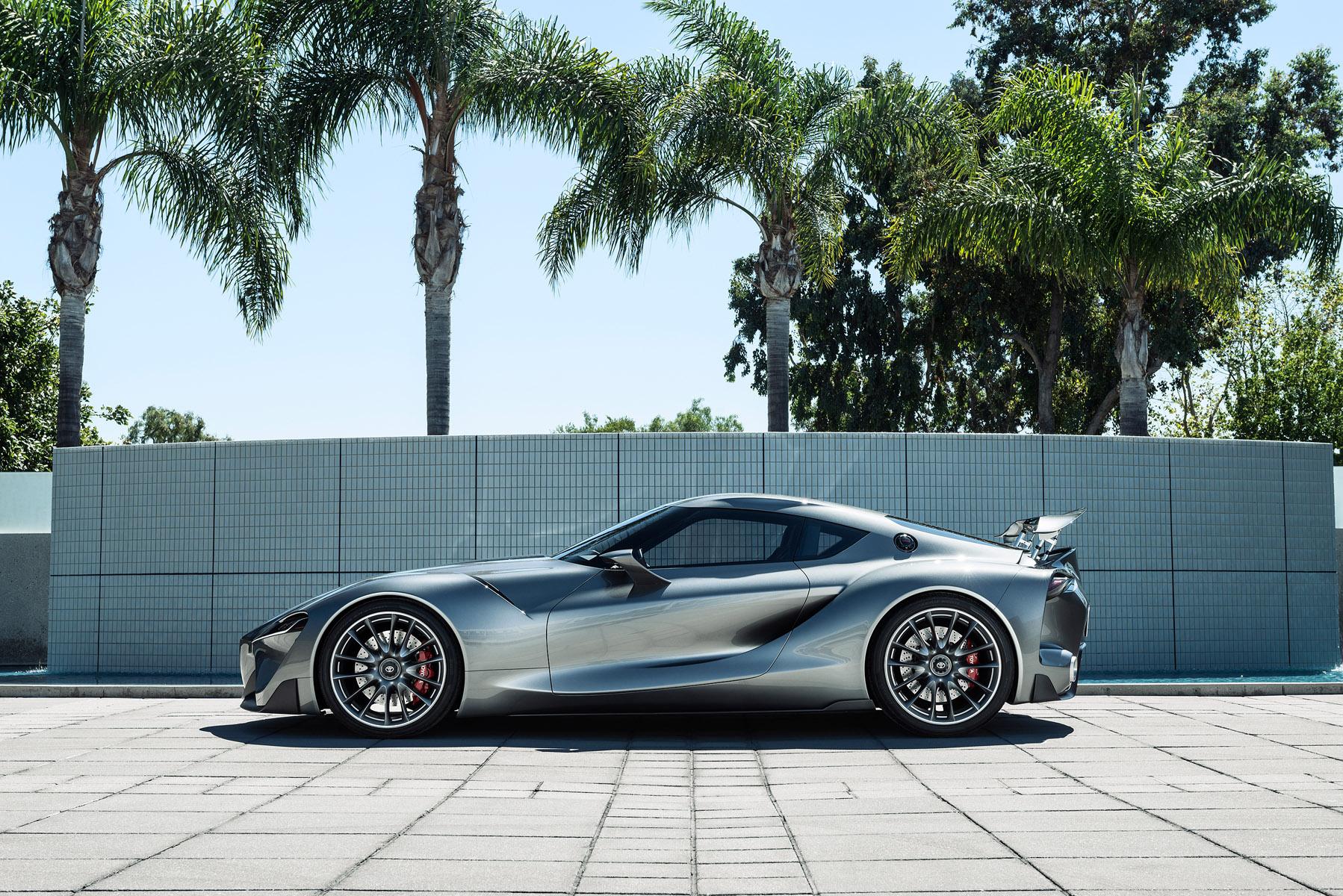 2014 Toyota FT-1 Graphite Concept