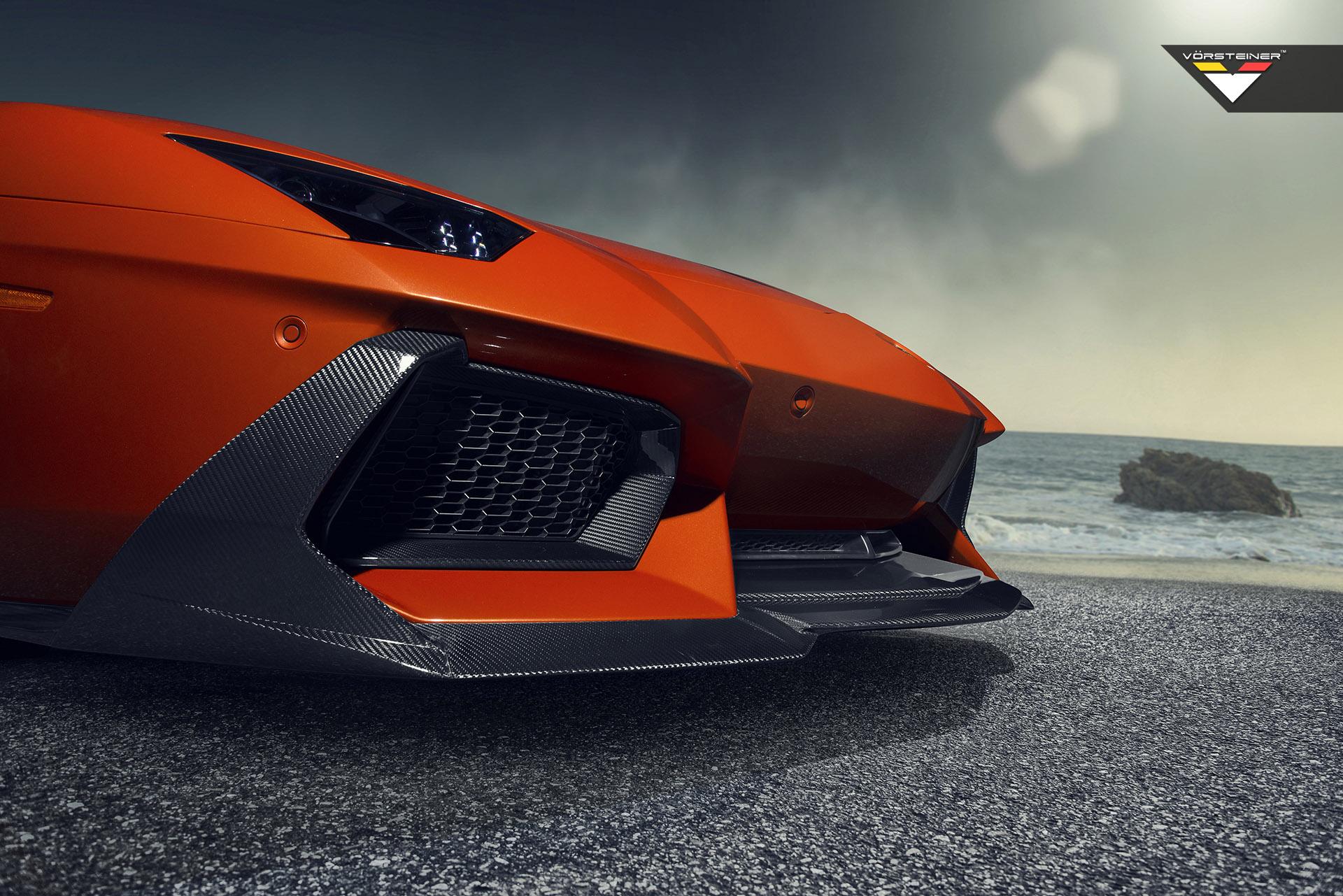 2014 Vorsteiner Lamborghini Aventador-V