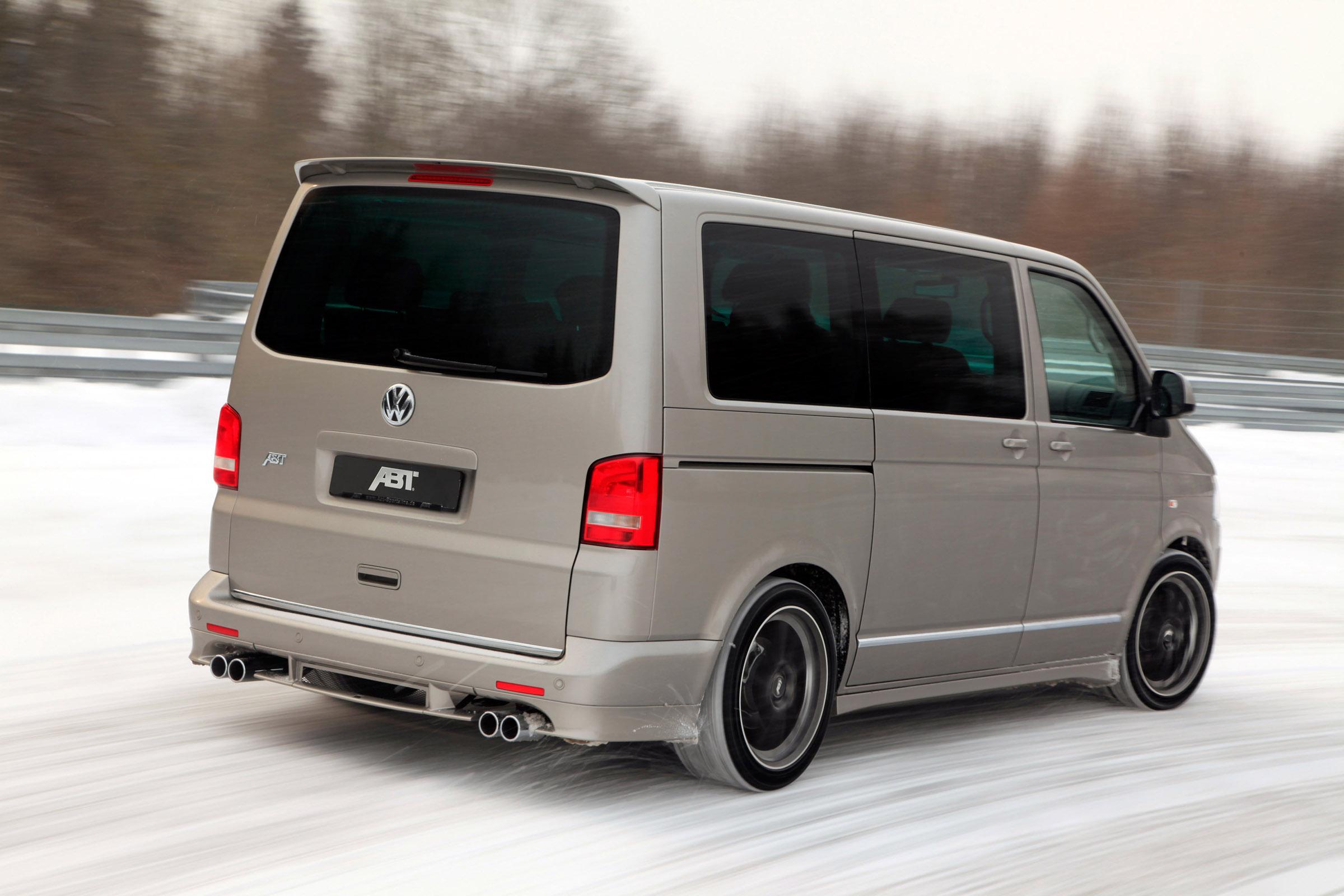 2015 ABT Volkswagen T5