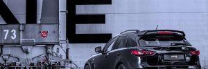 2015 AHG-Sports Infiniti QX70 LR3