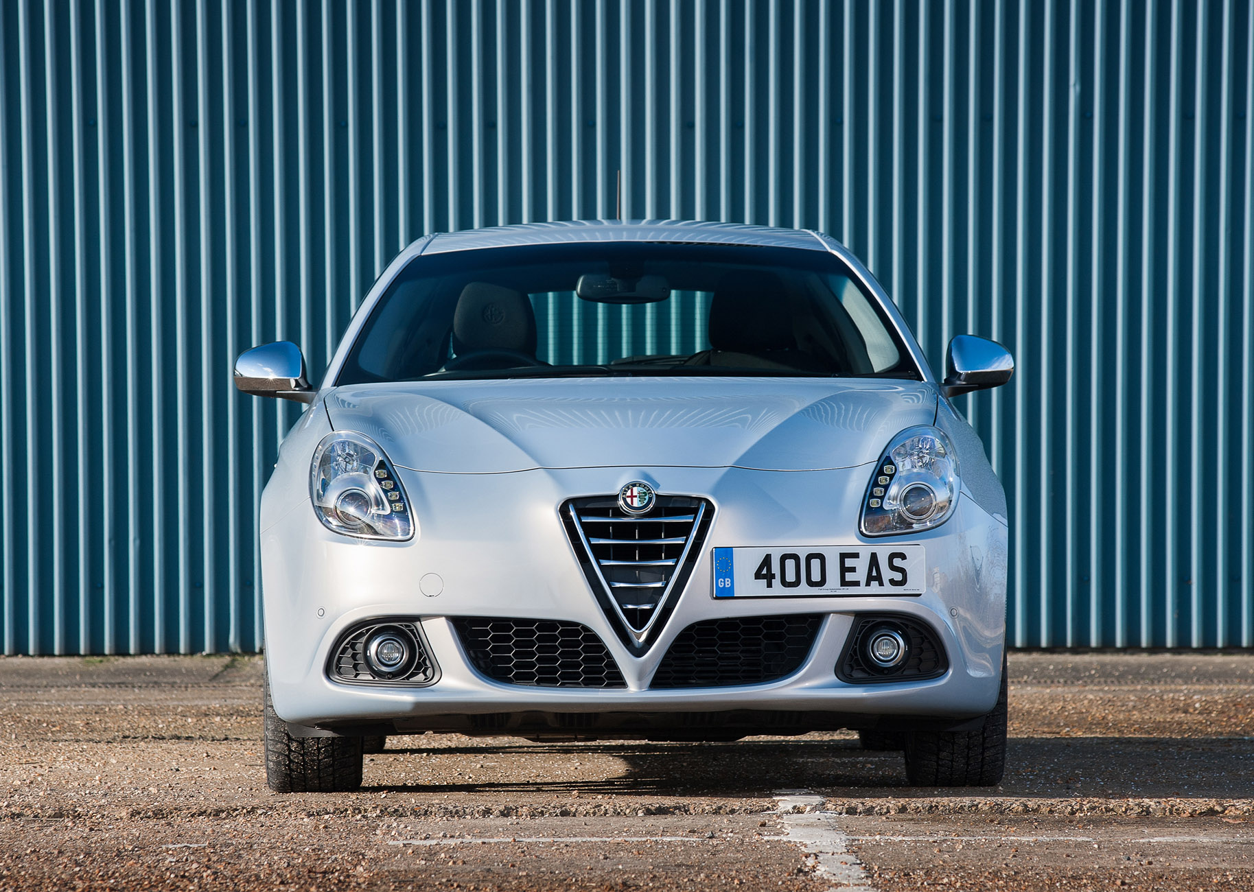 2015 Alfa Romeo Giulietta Business Edition