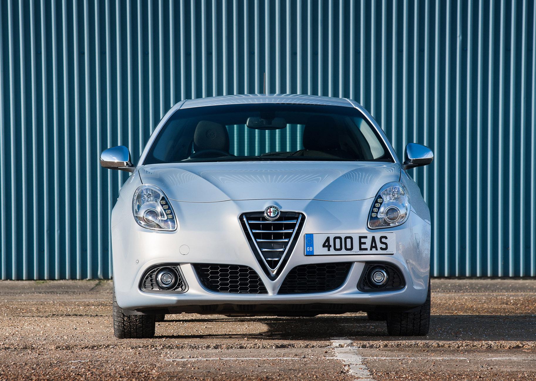 2015 Alfa Romeo Giulietta Business Edition