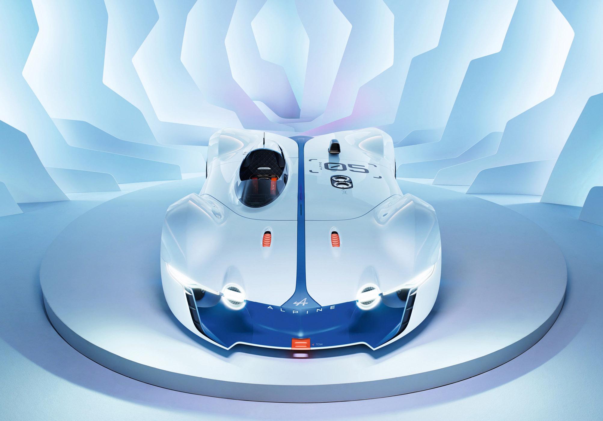2015 Alpine Vision Gran Turismo