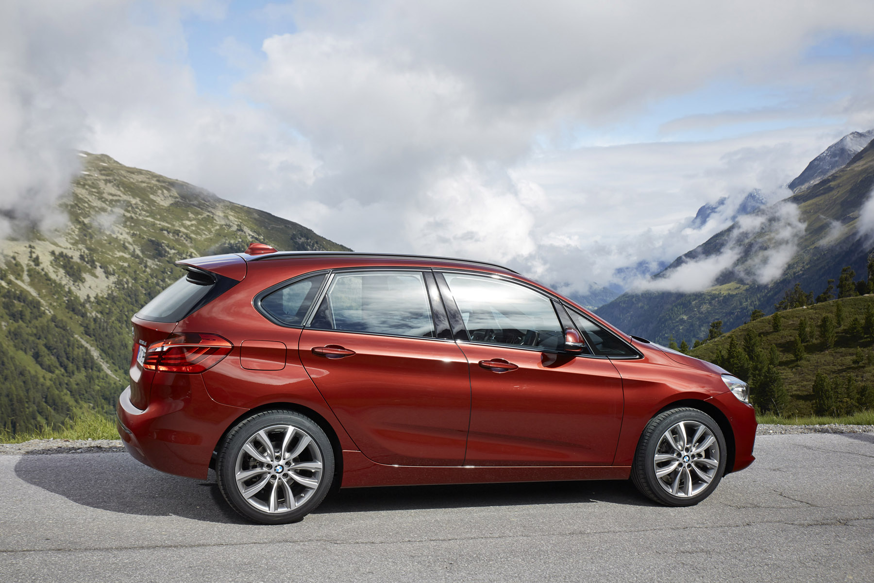 2015 BMW 218d Active Tourer