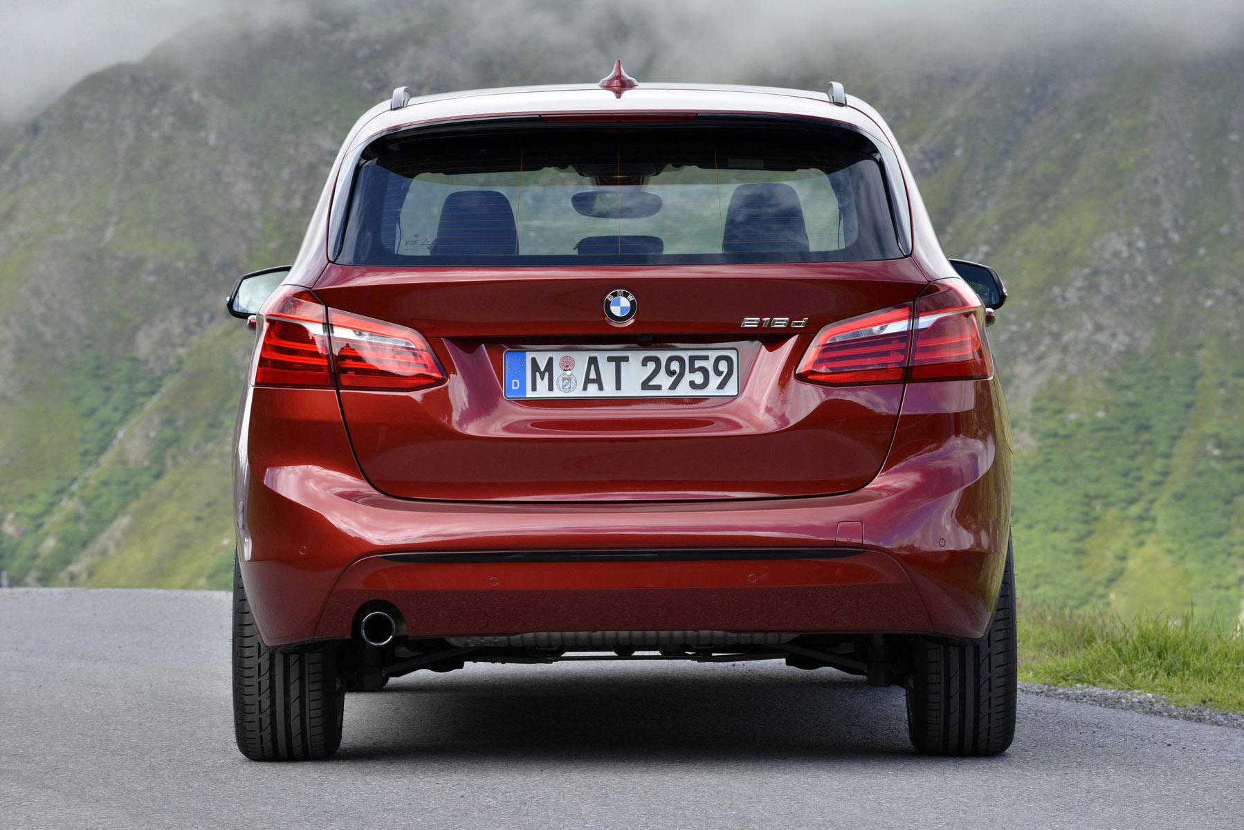 2015 BMW 218d Active Tourer