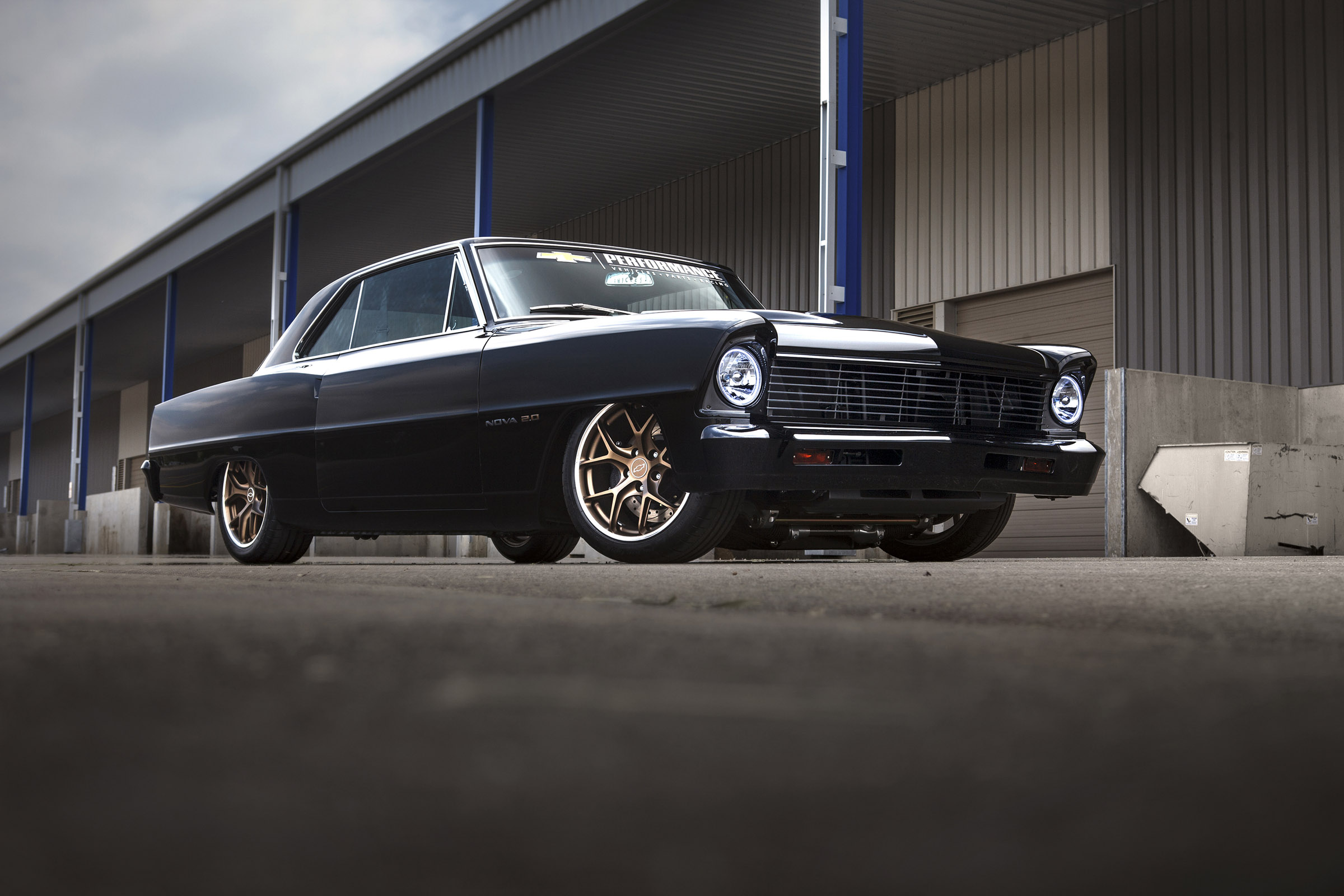 2015 Chevrolet 1967 Nova 2.0 Concept
