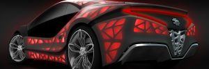 2015 EDAG Light Cocoon Concept