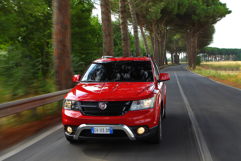 2015 Fiat Freemont Cross