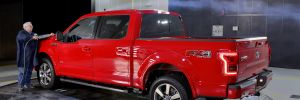 2015 Ford F-150 Aerodynamic