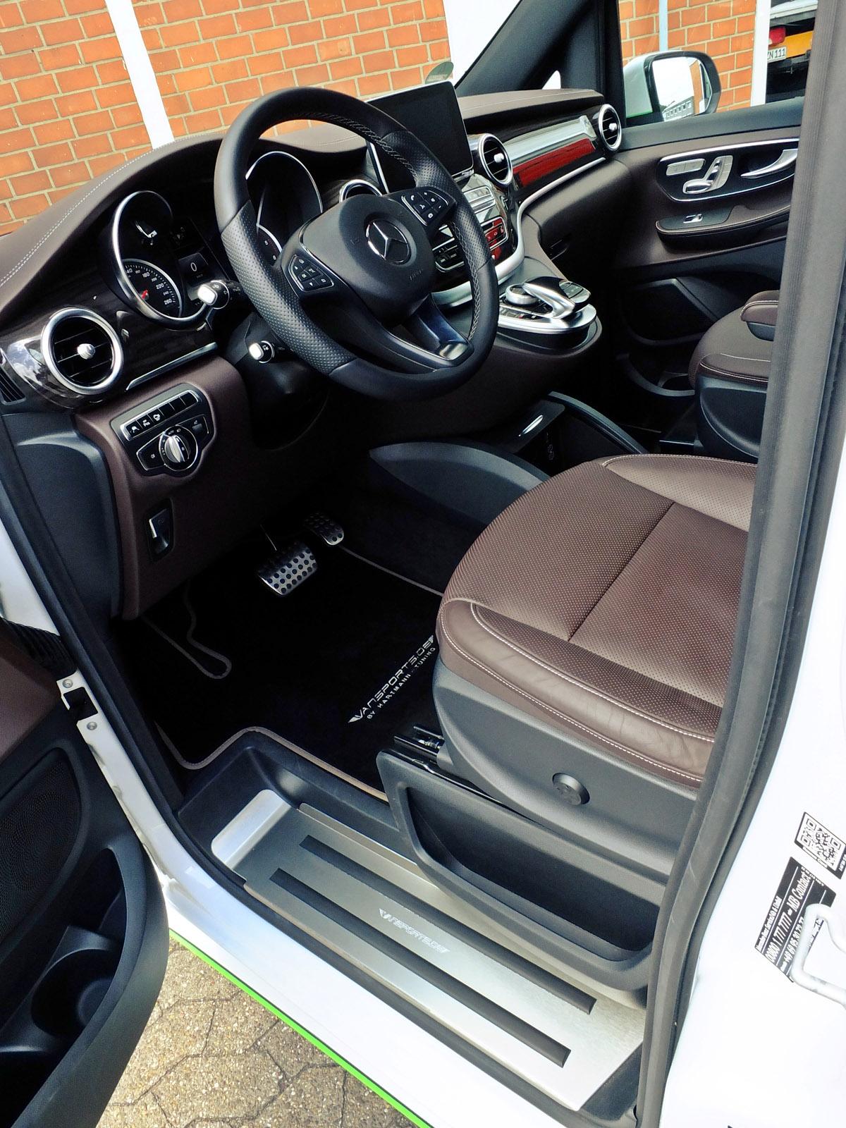 2015 Hartmann Tuning Mercedes-Benz V-Class