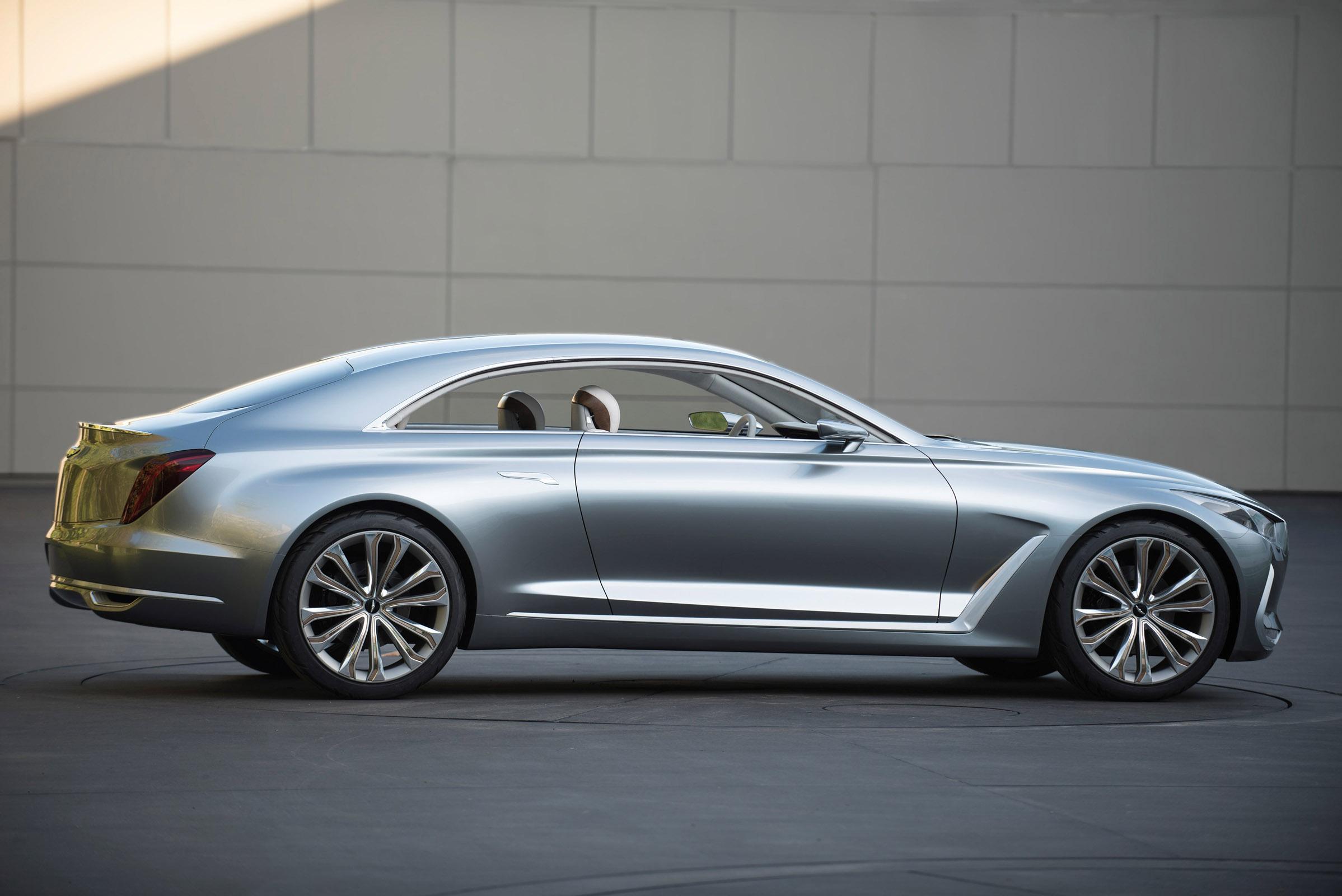 2015 Hyundai Vision G Coupe Concept