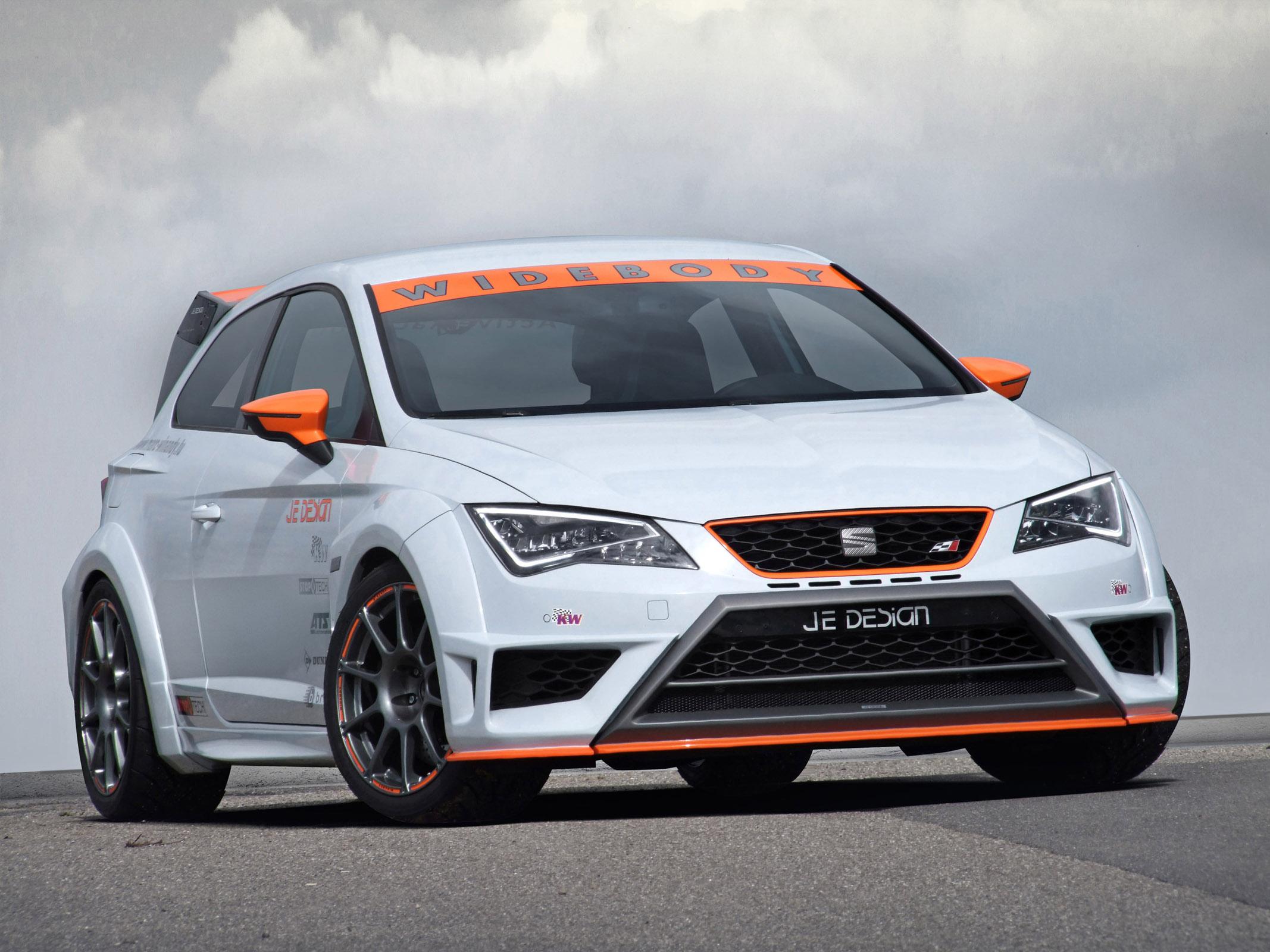 2015 Je Design Seat Leon Cupra Race