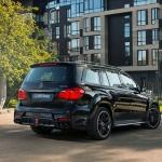 2015 Larte Mercedes-Benz GL-Class Black Crystal