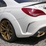 2015 Loewenstein Mercedes-Benz CLA SAPHIR LM45-410 Turbo