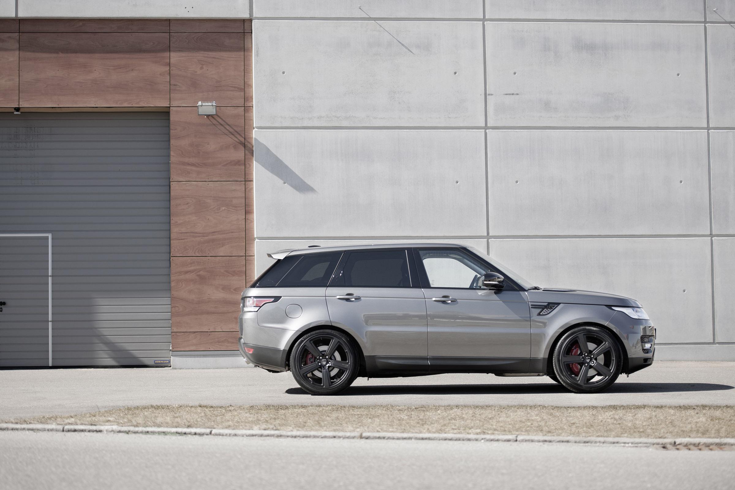 2015 Lumma Range Rover Sport