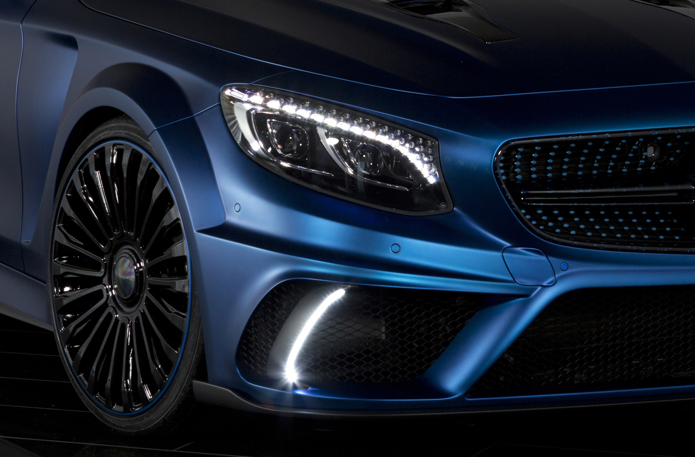 2015 Mansory Mercedes-Benz S63 AMG Diamond Edition
