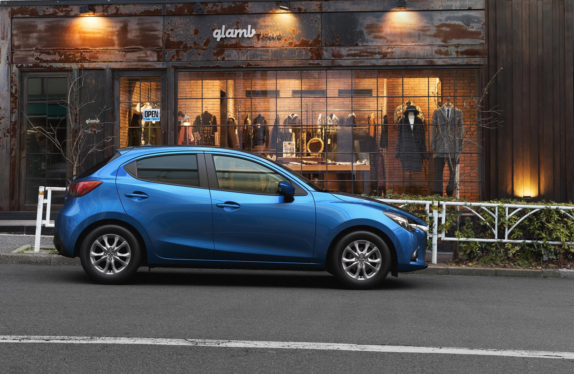 2015 Mazda2