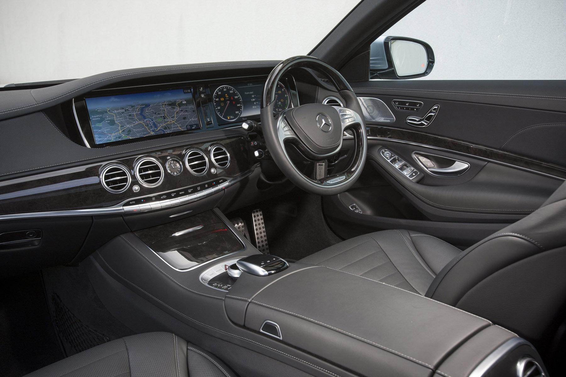 2015 Mercedes-Benz S 500 Plug-In Hybrid