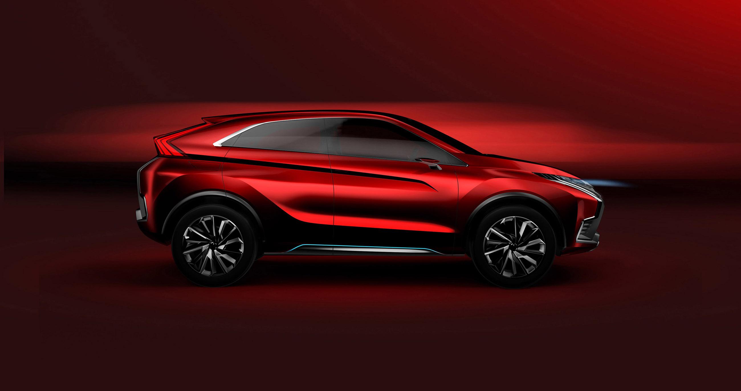 2015 Mitsubishi XR-PHEV II Concept