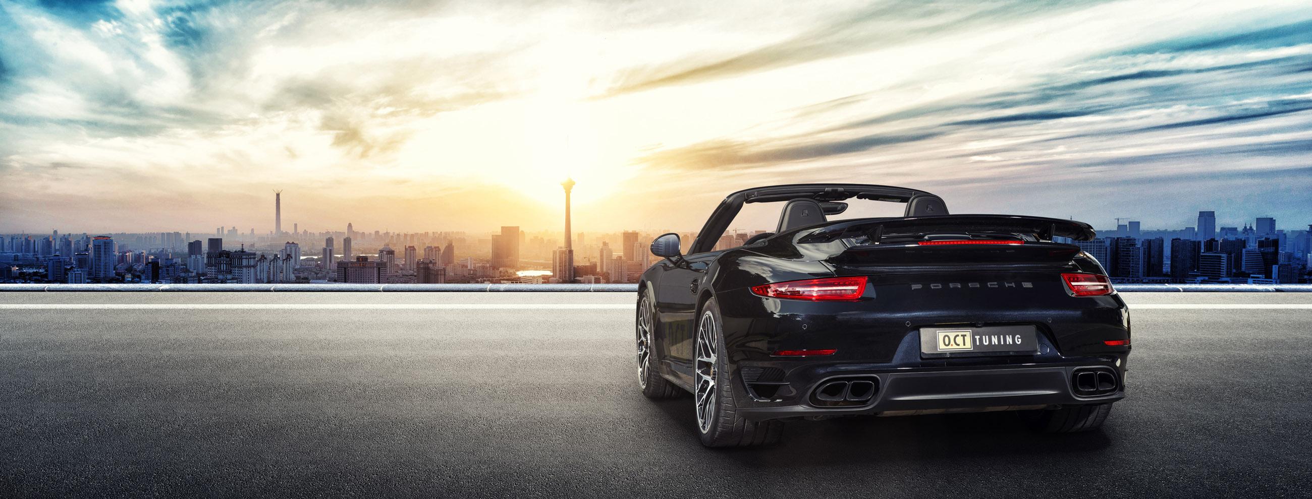 2015 OCT Porsche 911 Turbo S