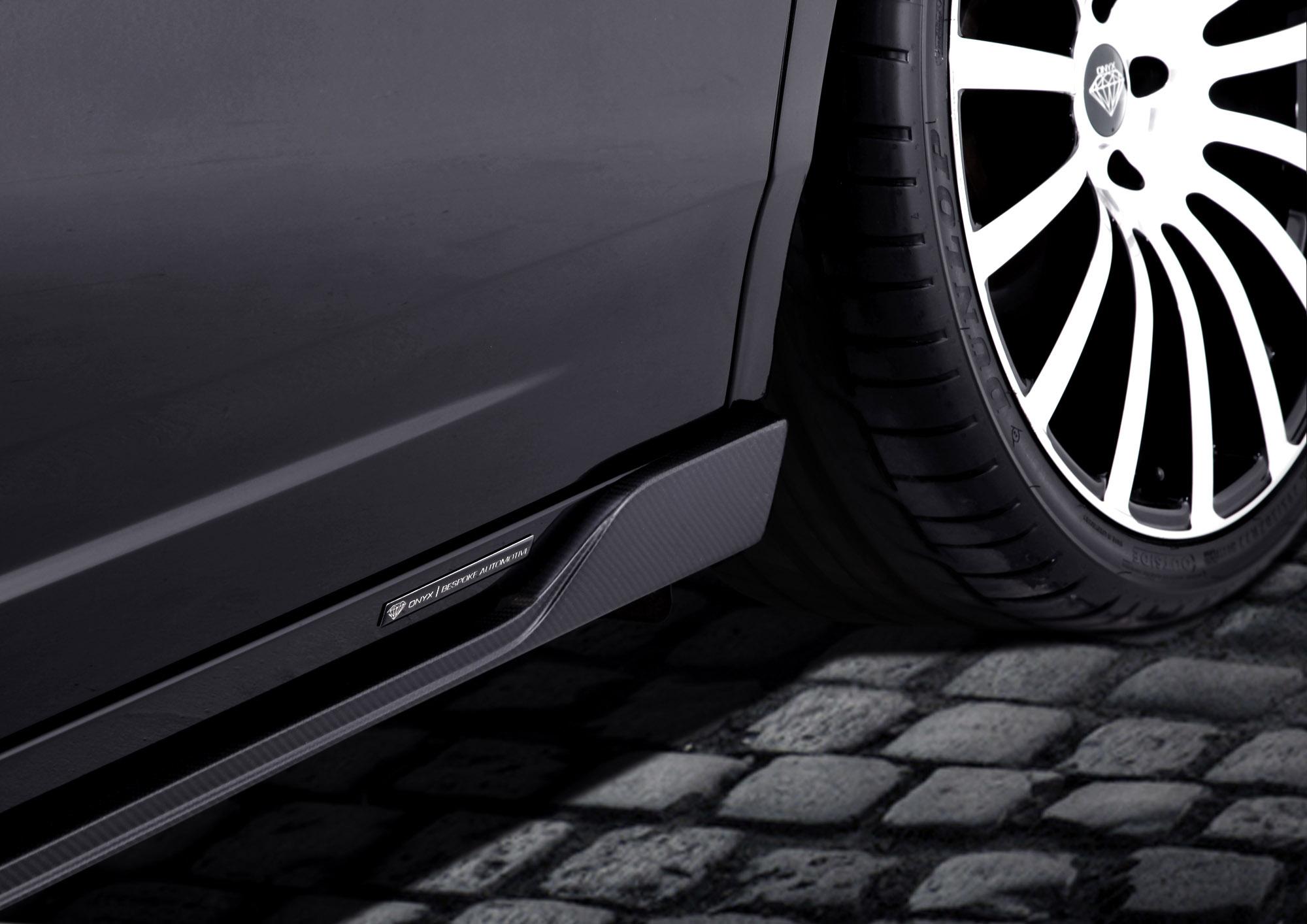 2015 Onyx Rolls-Royce Ghost San Mortiz