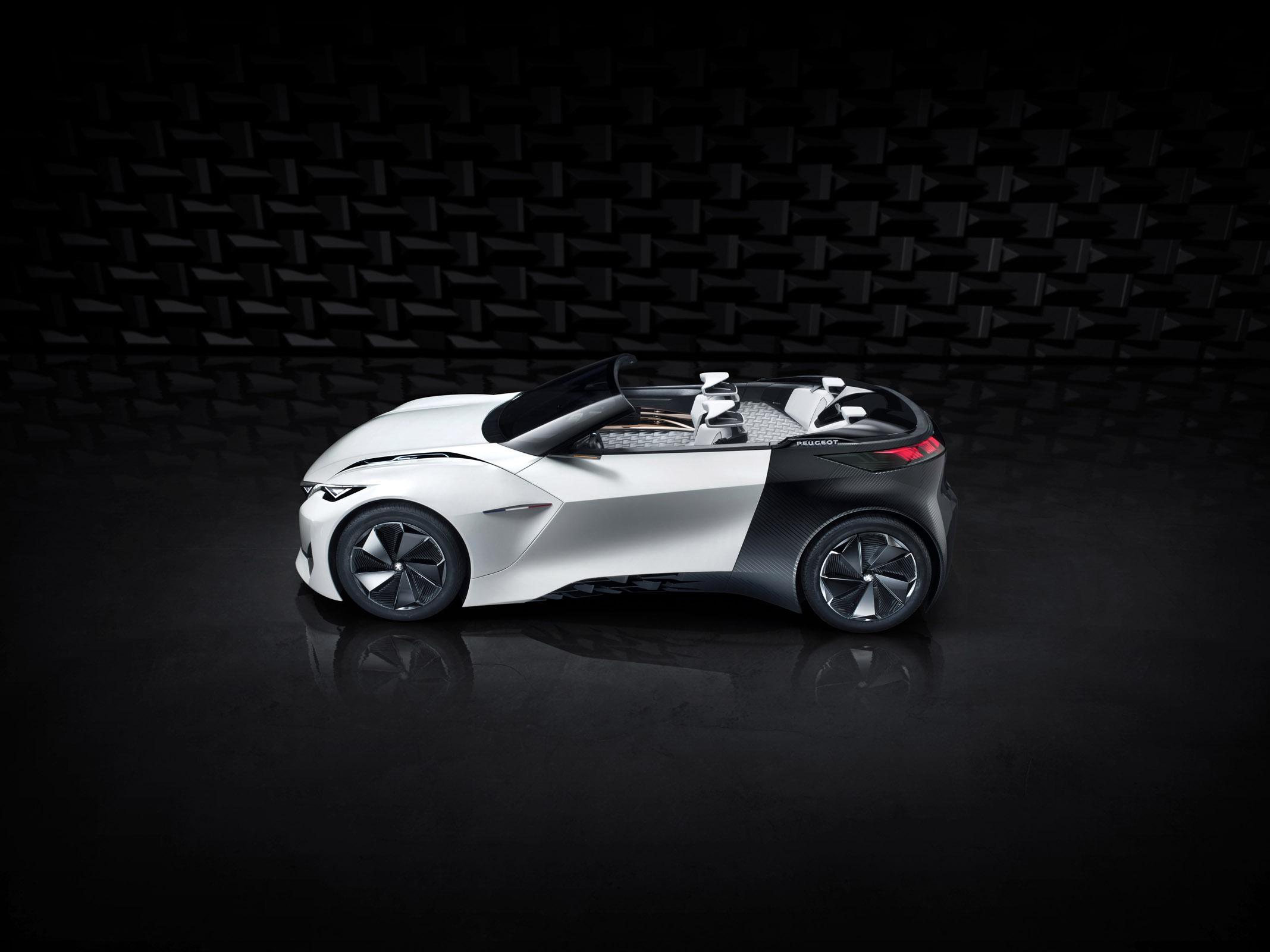 2015 Peugeot Fractal
