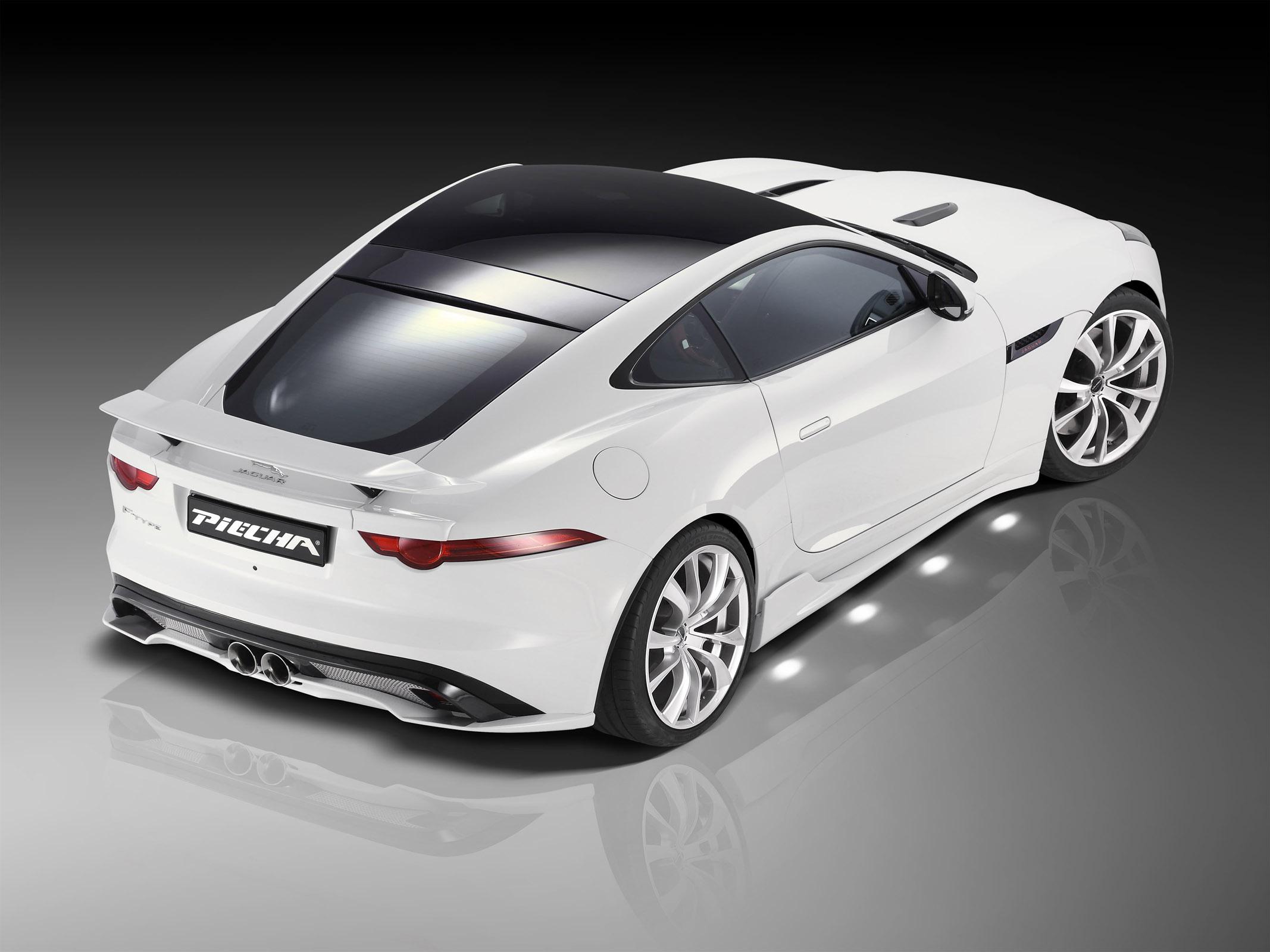 2015 Piecha Design Jaguar F-Type V6 Coupe