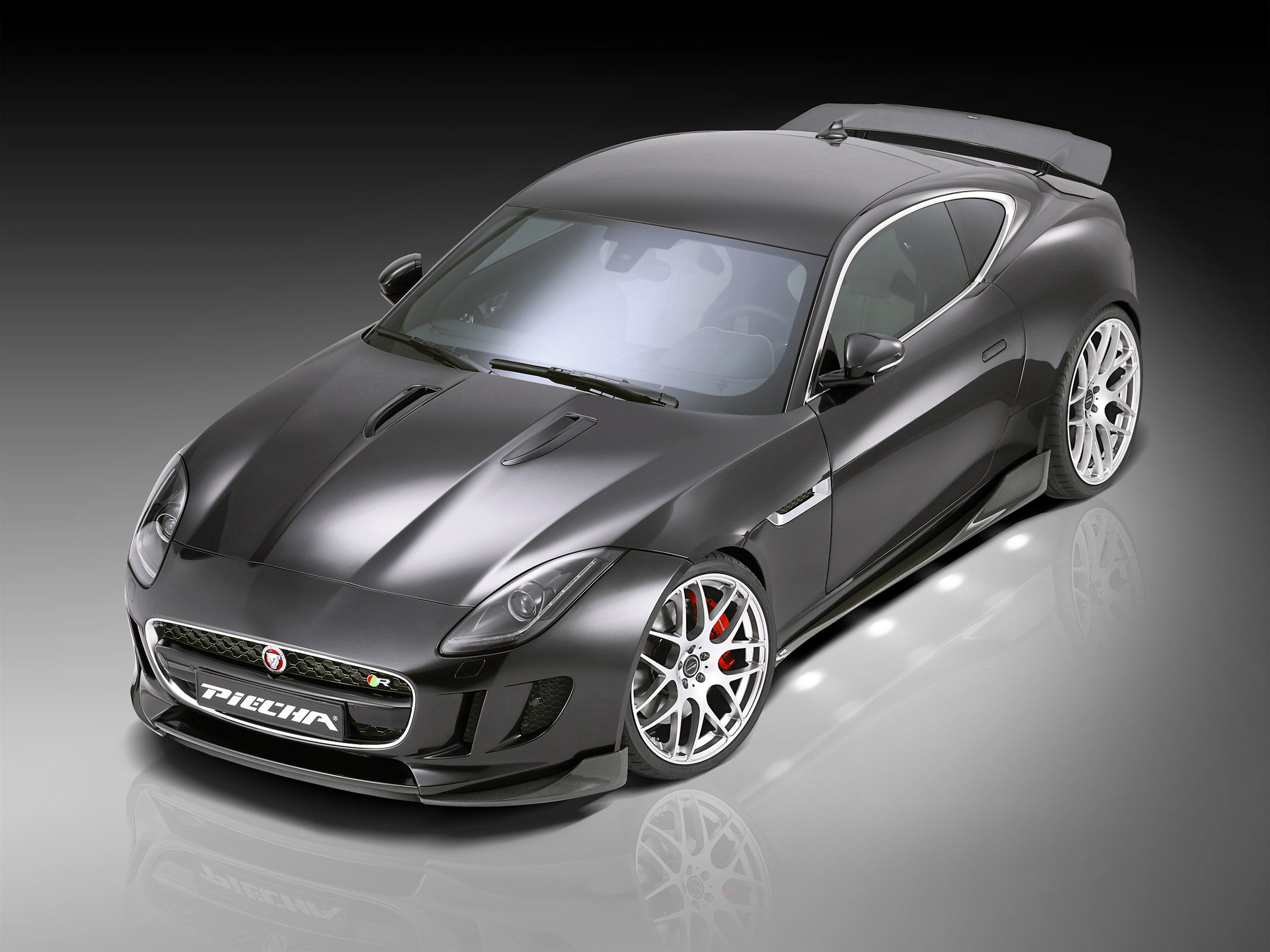 2015 Piecha Jaguar F-Type R-Coupe
